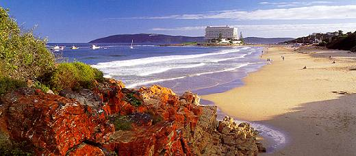 Main Beach Plettenberg Bay Western Cape
